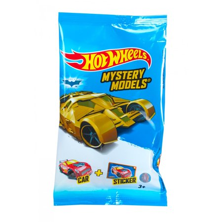 - Hot Wheels Mystery Models Die-cast Vehicle (Styles May Vary)