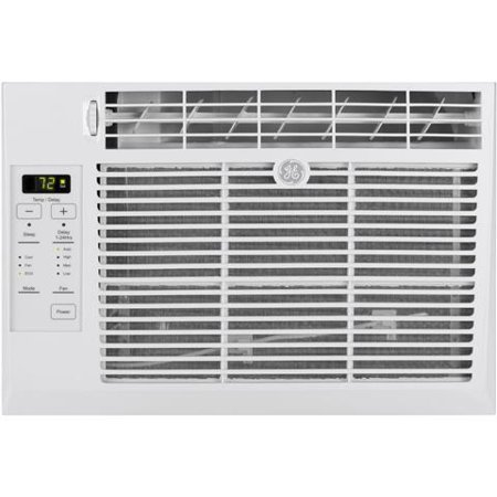 GE 6,000 BTU Window AC With Remote, AEW06LY