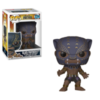 Funko POP! Marvel: Black Panther - Black Panther (Warrior Falls)
