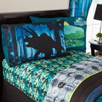 Jurassic Worlds 'Biggest Growl' Kids Sheet Set