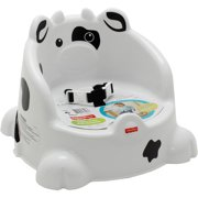 Fisher-Price Booster Seat with Contoured Comfort, Cow