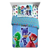 "PJ Masks ""On Our Way"" 2 Piece Twin/Full Comforter with Sham"