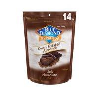 Blue Diamond Almonds, Oven Roasted Cocoa Almonds, 14 oz bag