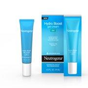 Neutrogena Hydro Boost Hyaluronic Acid Gel Eye Cream, 0.5 fl. oz