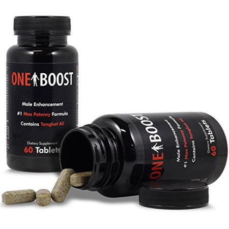 One Boost Testosterone Booster For Men Women Libido Energy