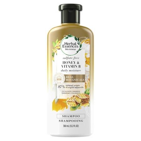 Herbal Essences Bio:Renew Honey & Vitamin B Sulfate-Free Moisture Shampoo, 12.2 fl oz