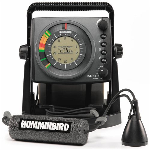 Humminbird ICE 45 FLASHER BLK