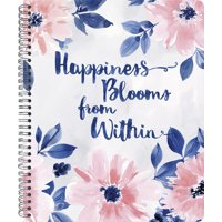 2019 Florals Weekly/ Monthly Planner - 8.5 x 11