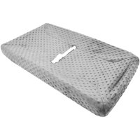 American Baby® Company Chenille Contoured Changing Pad Cover
