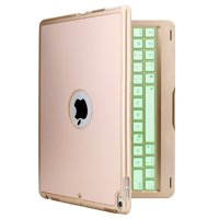 iPad Pro 10.5 Keyboard Case, Tagital F105 7 Colors LED Backlit Bluetooth Keyboard and Protective Case Cover for Apple 10.5 inch iPad Pro 2017 Version