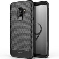 Galaxy S9 Case, OBLIQ [Flex Pro][Carbon Black] Premium Slim Fit Form Fitting Protective TPU Cover for Samsung Galaxy S9 (2018)