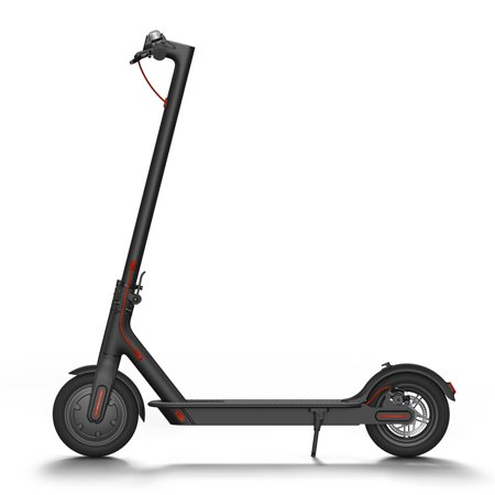 Xiaomi Mi Electric Scooter, 18.6 Miles Long-range Battery, Up to 15.5 MPH, Easy Fold-n-Carry Design, Ultra-Lightweight Adult Electric Scooter