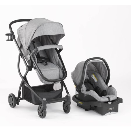Urbini Omni Plus 3 in 1 Travel System, Special