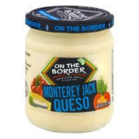 (2 Pack) On The Border Mexican Grill & Cantina Monterey Jack Queso, 15.5 oz