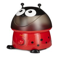 Crane Adorable Ultrasonic Cool Mist Humidifier - Lady Bug with Filter