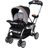 Baby Trend Sit 'N Stand Ultra Double Stroller, Millennium Orange