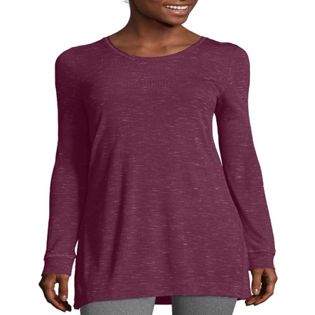 Women's Lightweight Spacedye Vented Tunic