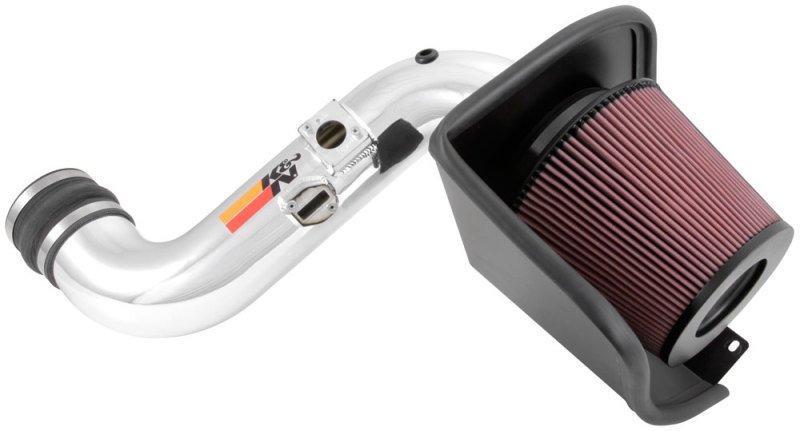 K&N 77 Series Performance Intake Kit for 11-14 Chevrolet Silverado/GMC Sierra 2500/3500 V8