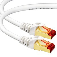 Cat 7 Ethernet Cable (25 feet) Network LAN Patch Cable Cord