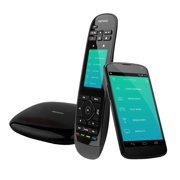 e1c142c4085 Logitech Harmony Ultimate All in One Remote with Touch Screen and Closed  Cabinet RF Control (