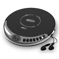 """Spectra Mechandising CD-60C 5.7"""" Personal CD Player With Bass Boost"""
