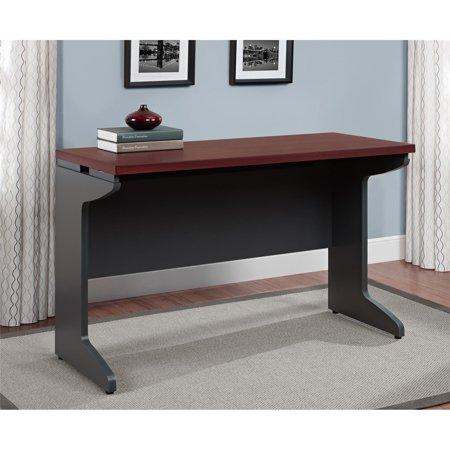 Ameriwood Altra Collection (Ameriwood Home Pursuit Bridge Table, Cherry/Gray)