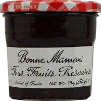 Bonne Maman Preserves, Four Fruits, 13 Oz