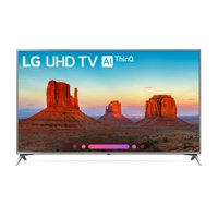 "LG 70"" Class 4K (2160) HDR Smart LED UHD TV w/AI ThinQ - 70UK6570PUB"