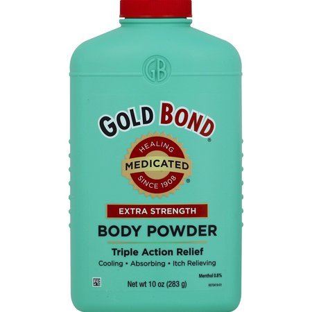 GOLD BOND Extra Strength Medicated Body Powder,