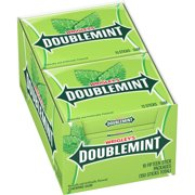 Wrigley's Doublemint, Chewing Gum, 10 Ct