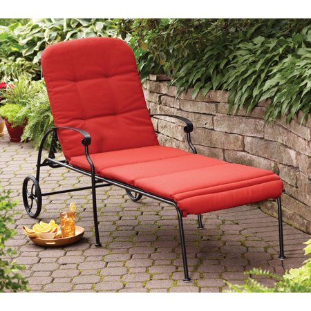 Better homes gardens clayton court chaise lounge with - Better homes and gardens customer service ...