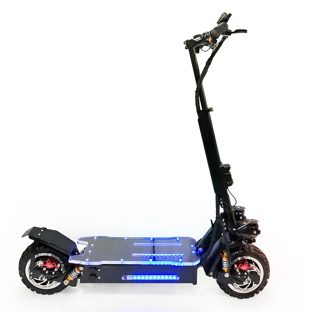 Off Road Electric Kick Scooter Fat Tire Scooter