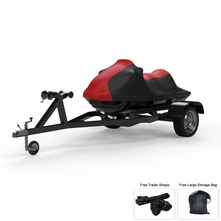 Weatherproof Jet Ski Cover For Kawasaki Jet Ski 1100 Stx Di 2000