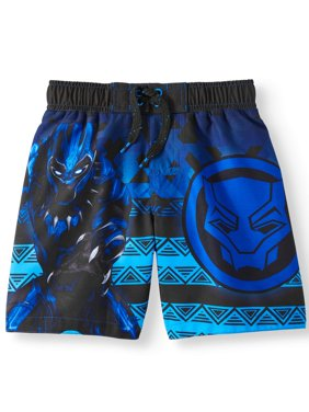 Graphic Swim Trunk (Little Boys & Big Boys)