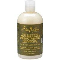 SheaMoisture Anti-Breakage Strengthening Shampoo, Yucca & Plantain, 13 Oz
