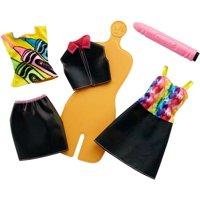 Barbie Crayola Rainbow Design