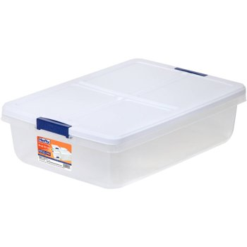 Hefty 34-Quart Latch Box