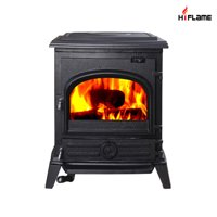 HiFlame Pony HF517U 1200sq ft EPA wood burning stove