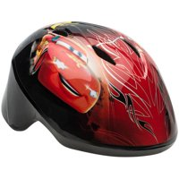 Disney Lightning McQueen Toddler Helmet, Red