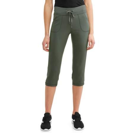 Women's Athleisure Core Knit Capri (Pants)