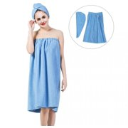 3a4c07f178 Fosa Women s Bath Wrap Set