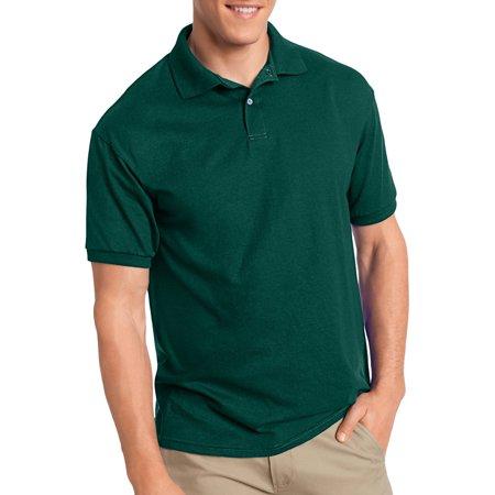 Big Men's EcoSmart Short Sleeve Jersey Golf Shirt