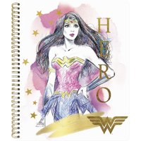 2019 Wonder Woman Weekly/ Monthly Planner - 8.5 x 11