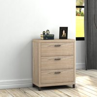 Mainstays Madison Collection 3 Drawer Dresser, Multiple Colors