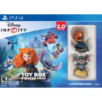 Disney INFINITY Toy Box Starter Pack on PlayStation 4