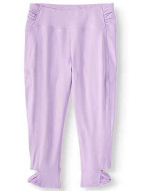 Active Capri Pocket Legging (Little Girls & Big Girls)