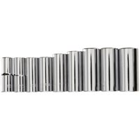 """Stanley® 3/8"""" DR. mm Deep Socket Set 9 pc Container"""