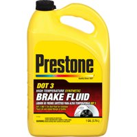 Prestone DOT 3 Brake Fluid, 1 Gallon