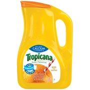 Tropicana, 100% Orange Juice Calcium + Vitamin D, No Pulp, 89 Fl. Oz.