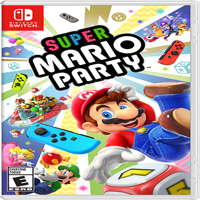 Super Mario Party, Nintendo, Nintendo Switch, 045496594305